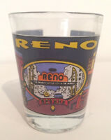Shot Glass Reno