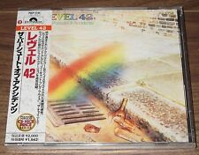 Japan PROMO issue CD - SEALED! LEVEL 42 more listed OBI Pursuit Of Accidents