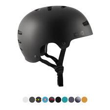 TSG Evolution Skate and Bike Helmet in Various Colors w/ Snug Fit & Triple Cert