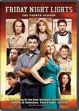 Friday Night Lights - Season 4 NEW DVD - Four