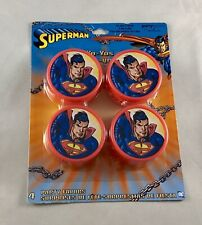 Superman Yo Yos Package of 4 Party Express from Hallmark