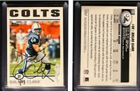 Dallas Clark Signed 2004 Topps #133 Card Indianapolis Colts Auto Autograph