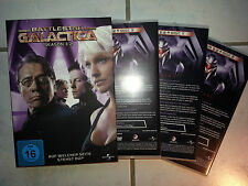 Battlestar Galactica _ Staffel 3.2 _ DVD _ Box_ Kampfstern Galactica _ Serie