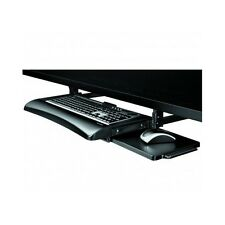 Under Desk Table Keyboard Adjustable Drawer w/ Mouse Tray Computer Tablet Office
