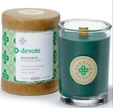 Root Candles Seeking Balance Devote Glass Jar 6.5oz 50 hr burn eco friendly soy