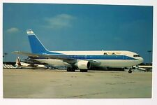 EL AL Boeing 767 Postcard