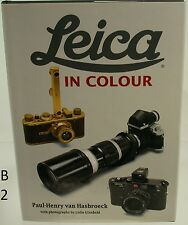 Paul Henry Van Hasbroeck Leica in Colour Buch Book 1st Edition 1998 New Neu (4)