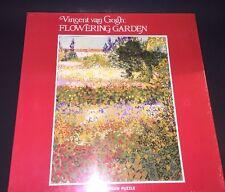 puzzle Metropolitan Museum Vincent Van Gogh Flowering Garden NEW factory sealed