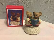 Friendly Home Parties For someone caroling mice. New In Box