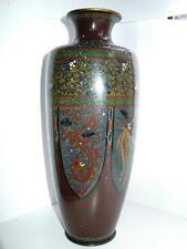 Vase Antique Japanese Cloisonne