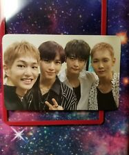 SHINEE The Story Of Light EP 3 Official GROUP Photo Card