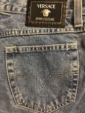 Vintage VERSACE Jeans Couture 27 41 Italy Ittierre