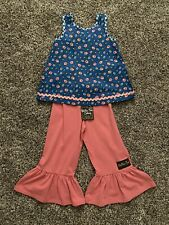 NWT Girls Matilda Jane size 4 Outfit/Set
