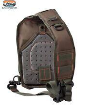 Verde & Rosso Mini Molle Tactical RECON 10 LITRI Borsa a tracolla/giorno Back Pack MTP