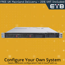 """HP Proliant DL360p G8 1x4 3.5"""" Hard Drives - Build Your Own Server"""