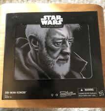 Hasbro Star Wars The Black Series SDCC 2016 Exclusive Obi-Wan Kenobi- NEW NIB 6'