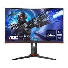 "Aoc C32G2ZE/BK 31.5"" Full HD 240Hz monitor curvado C32G2ZE/BK"