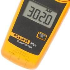 Medidor de Pinzas Fluke 302+ de mano digital AC/DC 400 una Pinza Medidor Probador True-rms