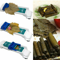 Magic Roller Meat Sushi Vegetable Roller Stuffed Grape Rolling Cabbage Leaf E7P5