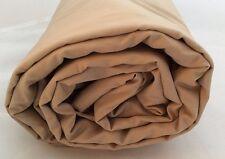 Khaki Beige Twin Duvet Comforter Cover 300TC Company Store Cotton Cream Ecru