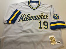 Authentic Mitchell & Ness Robin Yount Milwaukee Brewers Jersey 3XL