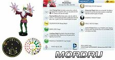 MORDRU #056 Superman and the Legion of Super-Heroes DC HeroClix Super Rare