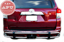 Fits 2003-2009 Toyota 4Runner  Stainless Rear Bumper Guard Protector Double Tube