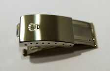 ROLEX 100% genuine OYSTER ladies watch stainless steel clasp Part #78340  NEW