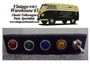 Land Rover Serie 123 Range Accessorio Allarme Luci E Interruttore Pannello 5