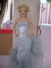 Franklin Mint Heirloom Doll Marilyn Monroe No Business Like Show  Business.