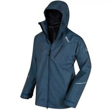 Regatta glyder 111 waterproof breathable stretch 3 in1 man's jacket rrp £160 NWT
