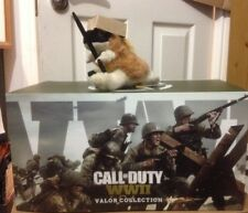 Call of Duty WWII WW2 Valor collection collectionneurs Statue Edition XBOX ONE PS4
