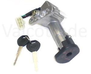 Ignition Barrel & Keys fits Sym Crox, Lance Cabo Lock Set Switch