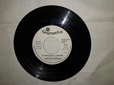 "Domenico Modugno / Tchou Tchou Combo - Disco 45 Giri 7"" Edizione Promo Juke Box"