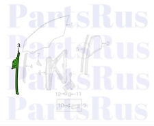 Genuine Smart Fortwo Front Guide Rail Left 4517200315