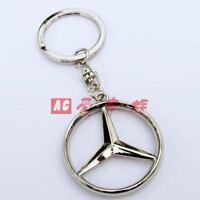 Porte clé Métal Chromé-  - neuf - Mercedes Benz