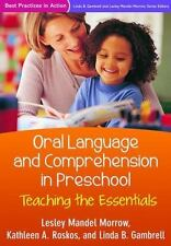 Best Practices in Action: Oral Language and Comprehension in Preschool :...