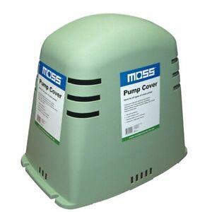 Moss Green Pump Cover