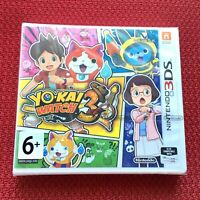 Yo Kai Watch 3 Nintendo 3DS PAL UK English Brand New Factory Sealed