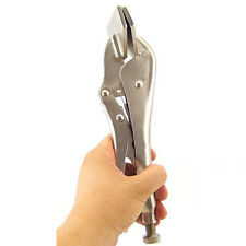 10-inch Vise Grip Locking Plier Sheet Metal Clamp Tool