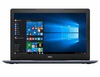 """Dell Inspiron 15.6"""" FHD i3-8130U 12GB RAM 1TB HDD i5570-3064BLU-PUS Blue"""