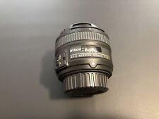 Nikon Nikkor AF-S 50 mm F/1.8G Lens / open box