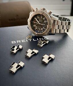 Breitling Professional II 2 Ersatzglied Glied Link Stahl 20mm