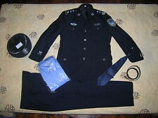 Obsolete 99's China Police Supervisor,Class I,Uniform,Spring and Autumn