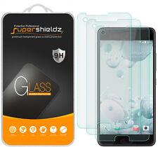 3X Supershieldz HTC U Ultra Tempered Glass Screen Protector Saver