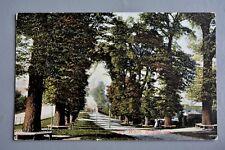 R&L Postcard: Lovers Walk Bristol