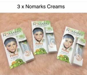 3 x Parley Creams - NOMARKS Anti-Marks CREAM FOR DRY SKIN 100% Original Free P&p
