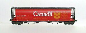 CANADA GRAIN CENTERFLOW HOPPER CAR-N SCALE-INTERMOUNTAIN