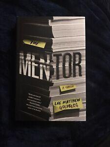The Mentor : A Novel by Lee Matthew Goldberg (2017, Hardcover)