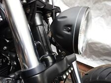 TRIUMPH THUNDERBIRD 1600 & 1700 LED HALO HEAD LIGHT & BRACKET BLACK